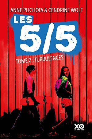 Téléchargez le livre :  Les 5/5 - tome 2 Turbulences