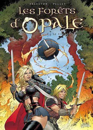 Téléchargez le livre :  Les Forêts d'Opale T03