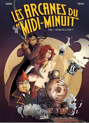 Téléchargez le livre :  Les Arcanes du Midi-Minuit T02