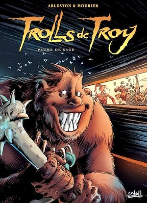 Téléchargez le livre :  Trolls de Troy T07