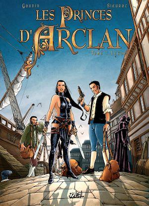 Téléchargez le livre :  Les princes d'Arclan T01