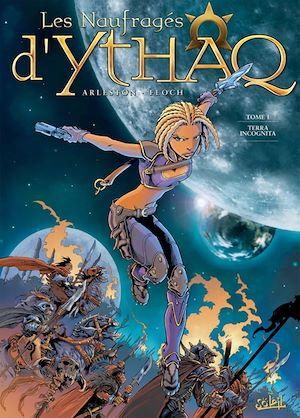 Téléchargez le livre :  Les Naufragés d'Ythaq T01