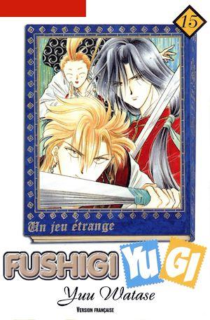 Téléchargez le livre :  Fushigi Yugi T15