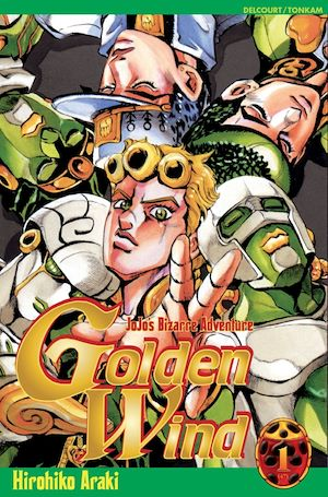 Téléchargez le livre :  Golden Wind T01