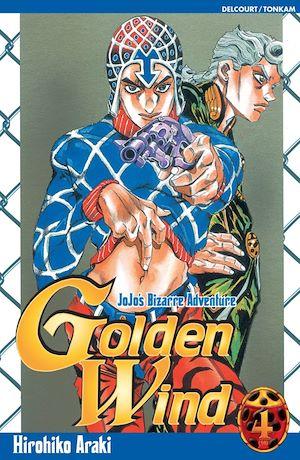 Téléchargez le livre :  Golden Wind T04