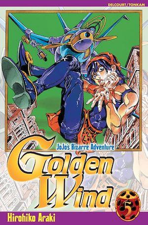 Téléchargez le livre :  Golden Wind T05
