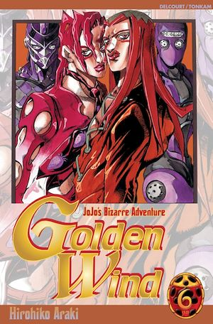 Téléchargez le livre :  Golden Wind T06