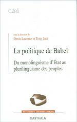 Télécharger cet ebook : La politique de Babel