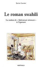 """Télécharger le livre :  Le roman swahili - La notion de """"littérature mineure"""" à l'épreuve"""