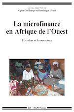 Télécharger le livre :  La microfinance en Afrique de l'Ouest