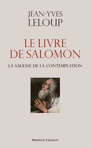 Téléchargez le livre :  Le livre de Salomon