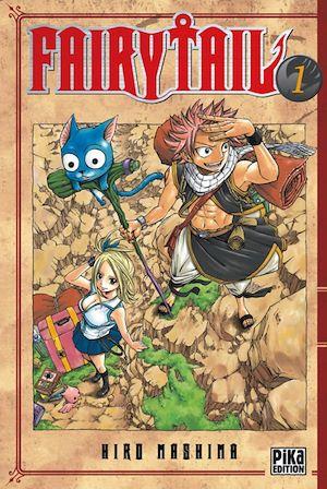 Téléchargez le livre :  Fairy Tail T01