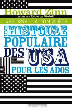 Téléchargez le livre :  Une histoire populaire des États-Unis pour les ados V1
