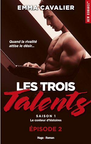 Téléchargez le livre :  Les trois talents Saison 1 Episode 2 Le conteur d'histoires