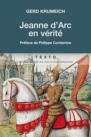 Téléchargez le livre :  Jeanne d'Arc en vérité