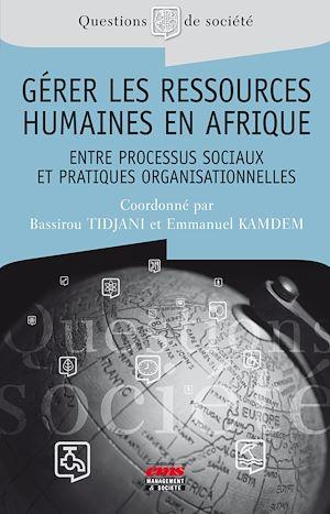 Téléchargez le livre :  Gérer les ressources humaines en Afrique