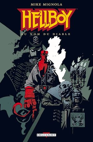 Téléchargez le livre :  Hellboy T02