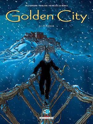 Téléchargez le livre :  Golden City T06