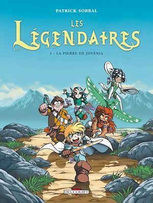Téléchargez le livre :  Les Légendaires T01