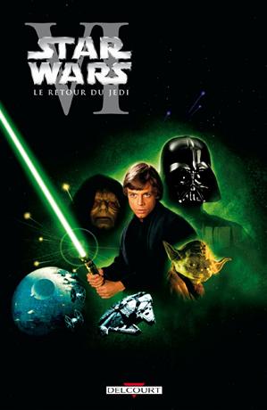 Téléchargez le livre :  Star Wars - Épisode VI