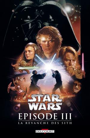 Téléchargez le livre :  Star Wars - Épisode III