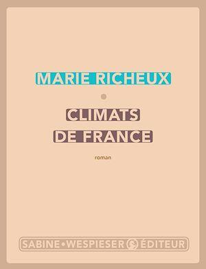Téléchargez le livre :  Climats de France