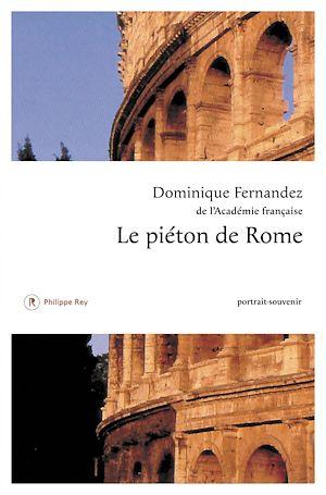 Téléchargez le livre :  Le Piéton de Rome