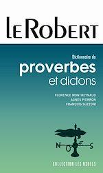 Télécharger cet ebook : Dictionnaire de proverbes et dictons