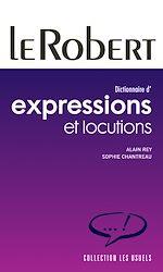 Télécharger cet ebook : Dictionnaire d'expressions et locutions