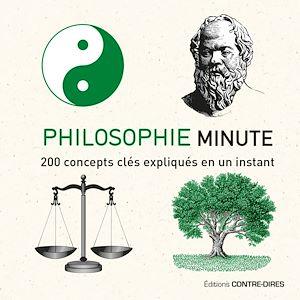 Téléchargez le livre :  Philosophie minute