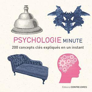 Téléchargez le livre :  Psychologie minute