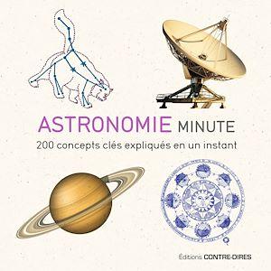 Téléchargez le livre :  Astronomie minute