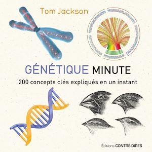 Téléchargez le livre :  Génétique minute