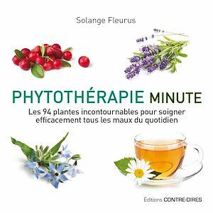 Téléchargez le livre :  Phytothérapie minute