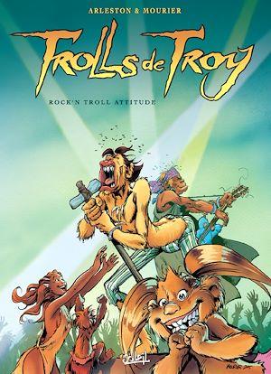 Téléchargez le livre :  Trolls de Troy T08