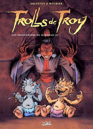 Téléchargez le livre :  Trolls de Troy T09