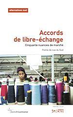 Télécharger le livre :  Accords de libre-échange