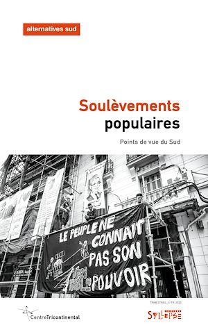 Téléchargez le livre :  Soulèvements populaires
