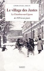 Télécharger le livre :  Le village des Justes