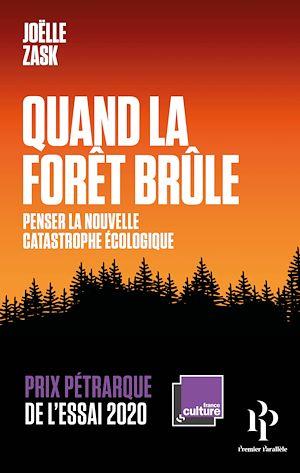 Téléchargez le livre :  Quand la forêt brûle