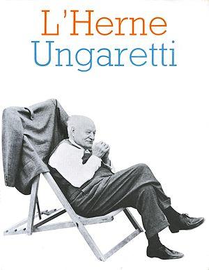 Téléchargez le livre :  Cahier de L'Herne n°11 : Ungaretti