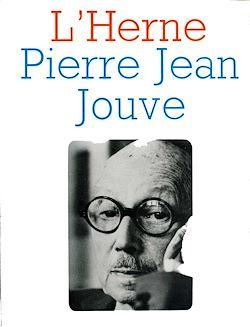Téléchargez le livre numérique:  Cahier de L'Herne n° 19 : Pierre Jean Jouve