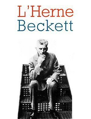 Téléchargez le livre :  Cahier de L'Herne n° 31 : Beckett