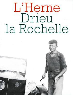 Téléchargez le livre :  Cahier de L'Herne n° 42 : Drieu La Rochelle
