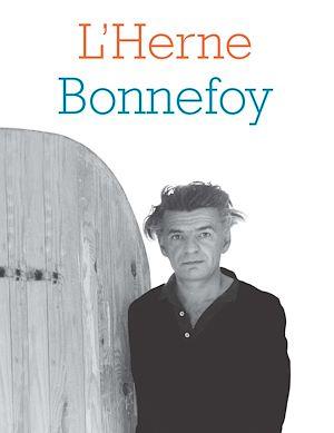 Téléchargez le livre :  Cahier de L'Herne n° 93 : Bonnefoy