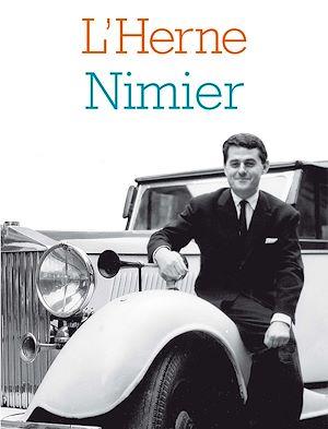 Téléchargez le livre :  Cahier de L'Herne N°99 : Roger Nimier