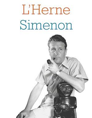 Téléchargez le livre :  Cahier de L'Herne N°102 : Simenon