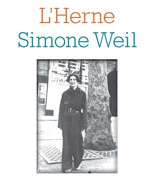 Téléchargez le livre :  Cahier de L'Herne N°105 : Simone Weil