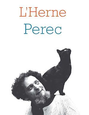 Téléchargez le livre :  Cahier de L'Herne N°116 : George Perec