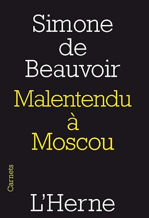 Téléchargez le livre :  Malentendu à Moscou